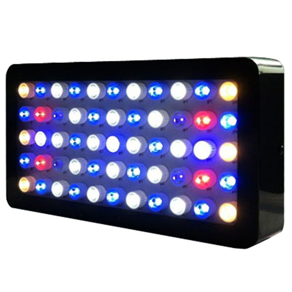 Hot Selling 16 inch 165 w aluminium behuizing diy chinese fabriek led aquarium licht voor koraalrif zoetwater aquarium fish