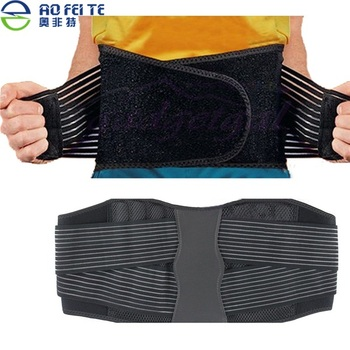 5563e3d7afb medical equipment CE FDA Back support belt lumbar waist brace use in home  office work
