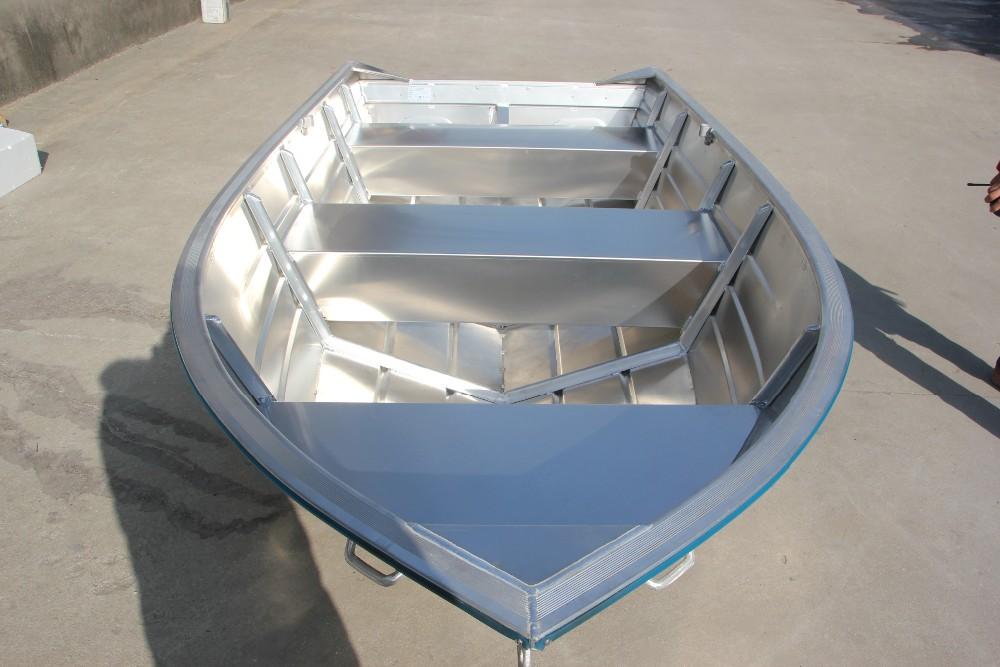 Купить алюминевую новую лодку