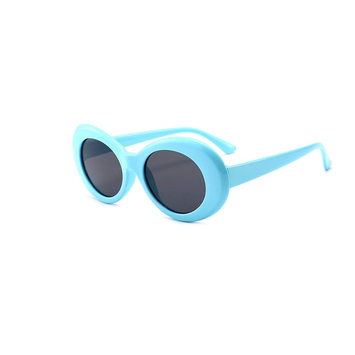 27f56733dee5 Get Quotations · HonkTai Oval Fashion Sunglasses Womens Sunglasses Beach  Sunglasses Surf Sunglasses Sport Sunglasses