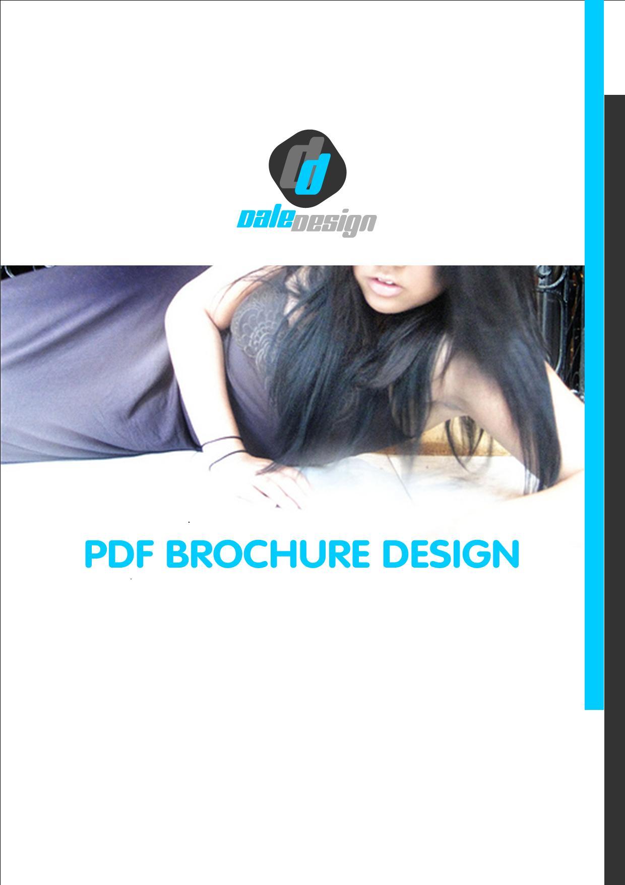 Pdf Brochure Design