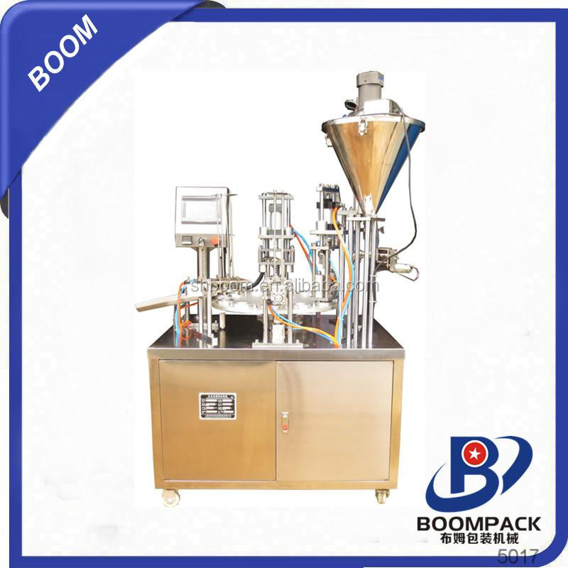 new style production machines coffee capsules with best price