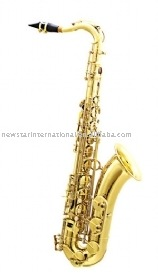 musical instrument tenor saxophone