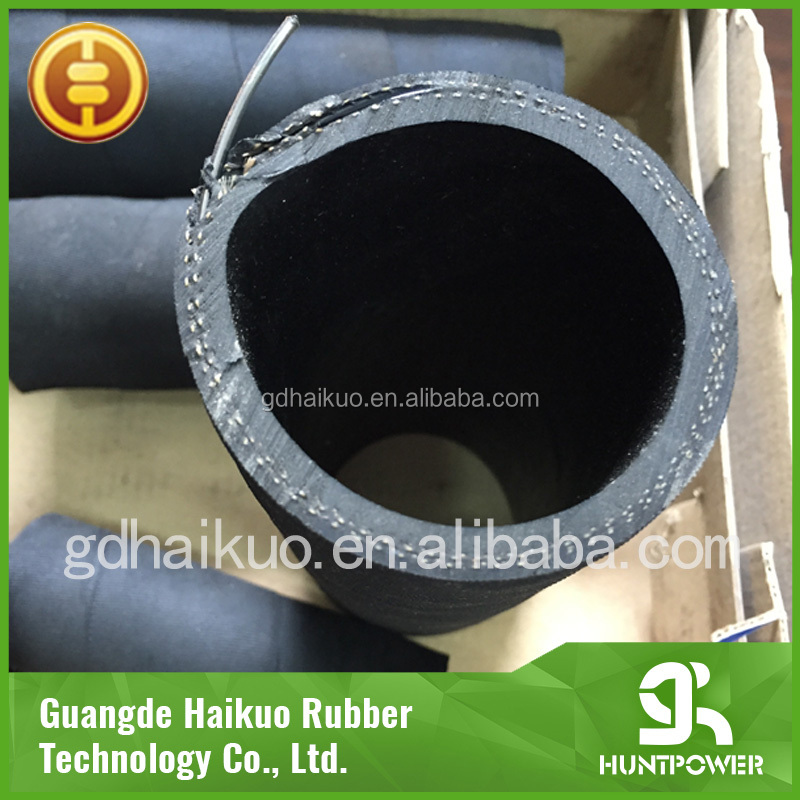 Steel Wire Spiral Rubber Oil Suction and Discharge Hose