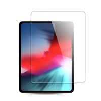 Premium 2.5D clear tempered glass HD tablet screen protectors For iPad Pro 11/12.9 inch 2018