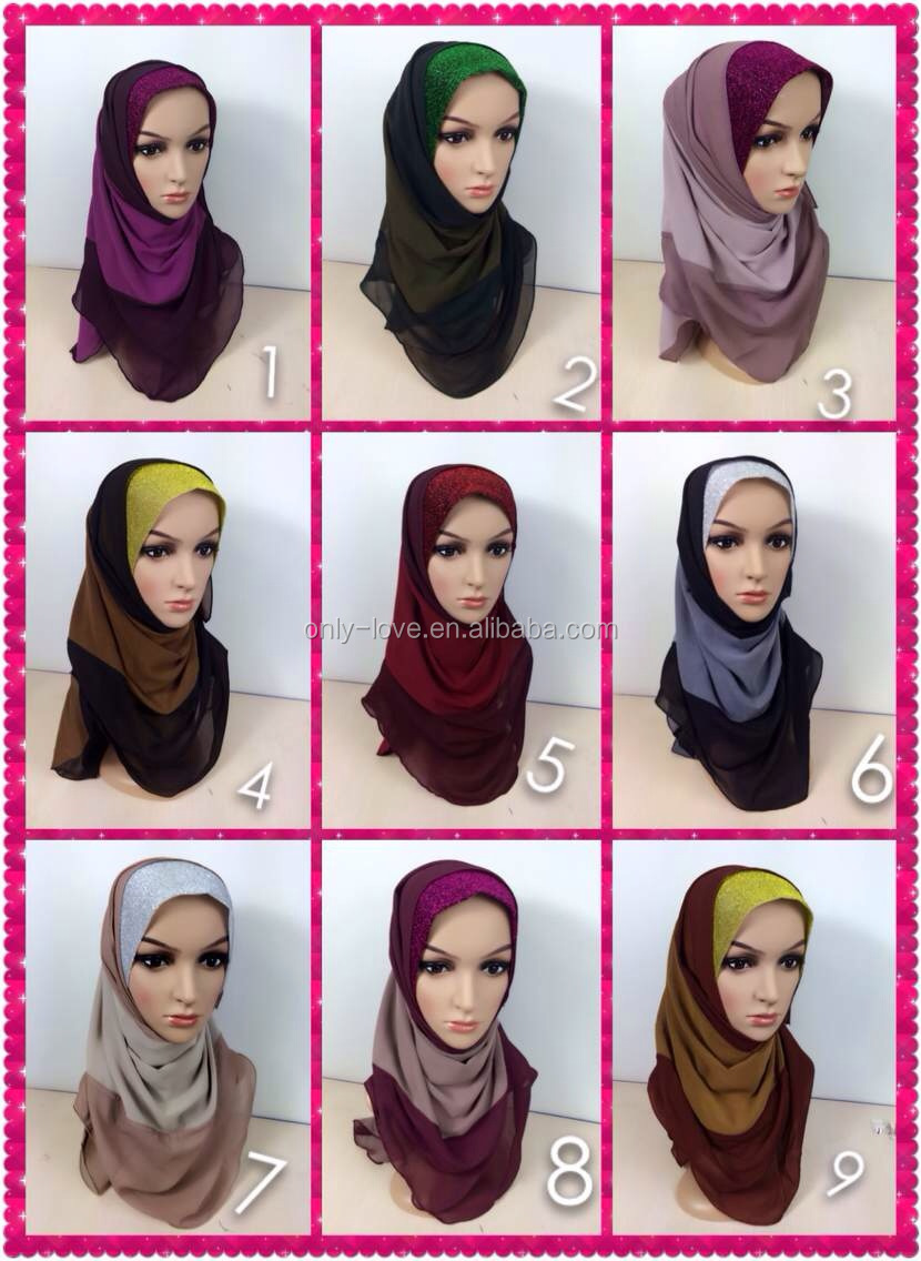 Hijab Styles With Two Scarves 1000 Images About Hijab Tutorial