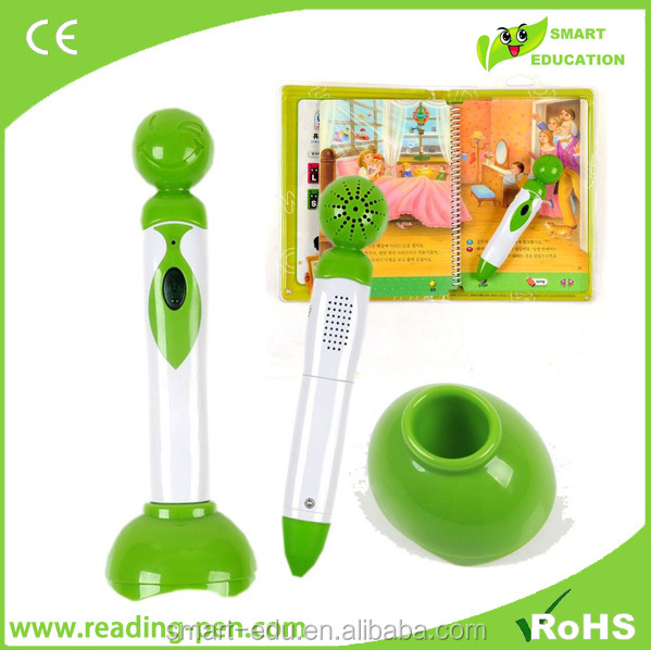 Arabic Hot Six Pen Translation Audio Pen With Baby Books To Learn ...