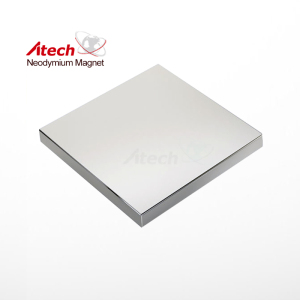 Suspended Flat Neodymium Monopole Magnet For Conveyor Belt