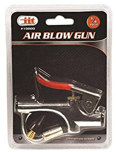 IIT 10000 Air Blow Gun with Rubber Tip,