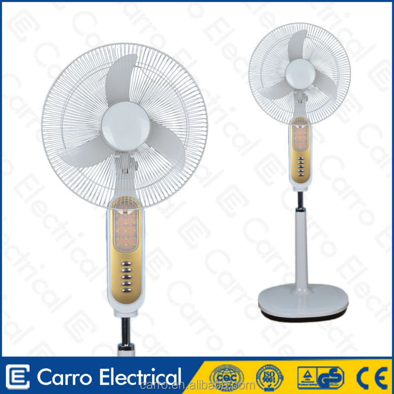 China Foshan Manufacture 16inch Electric Solar Rechargeable ...
