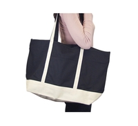 Fashionable Eco cotton women gender shopping tote Bag