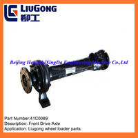 41C0089 Front drive shaft and bearing assembly 41C0089 for Liugong wheel loader