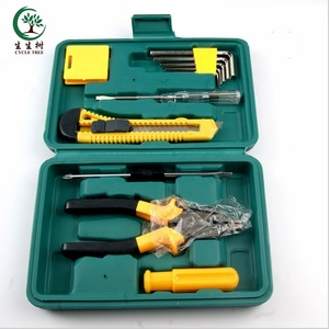 Buy Tools From China Wholesale 12 in 1 Hand Tool Set For Household Repairing Use