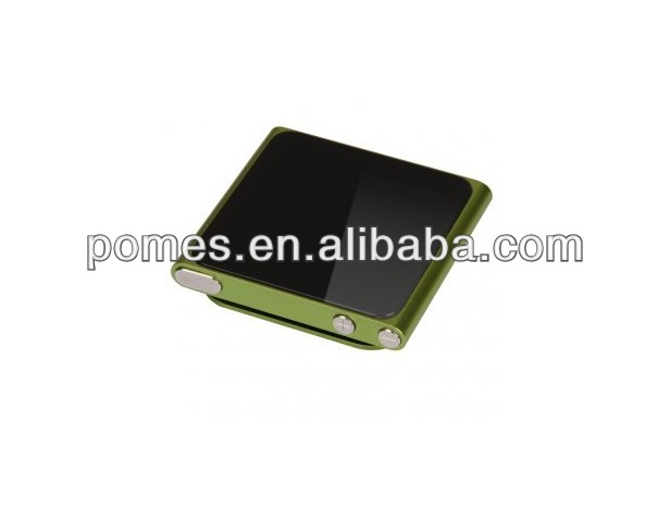 1.8'' mini clip touch screen MP4 player