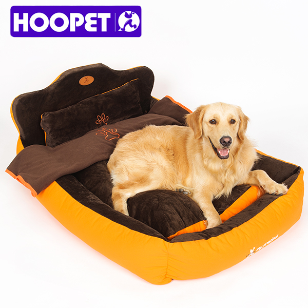 Hoopet Pet Luxury Mattress Memory Foam Dog Bed