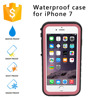2016 new arrival amazing waterproof case for iphone 7 with IP68 certificate mobile accessories phone case