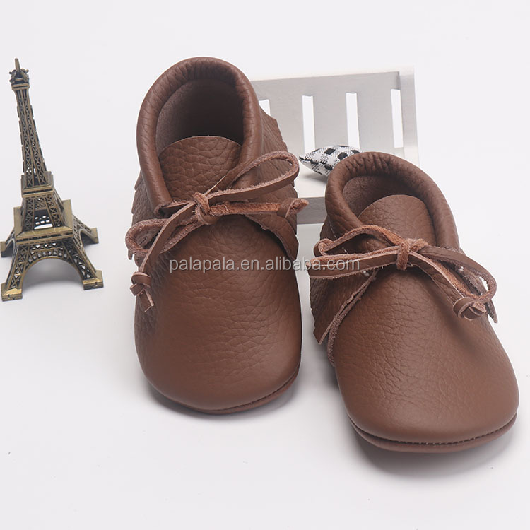 baby oxford shoes genuine leather boots girls dress shoes moccasins infant toddler
