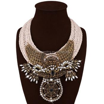 ecdef0feb1d6f vintage necklace accessoires bijoux china bijoux mode bijoux fantaisie chine