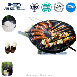 Halal Barbecue flavor for meat food , snack , powder and liquid BBQ food flavor