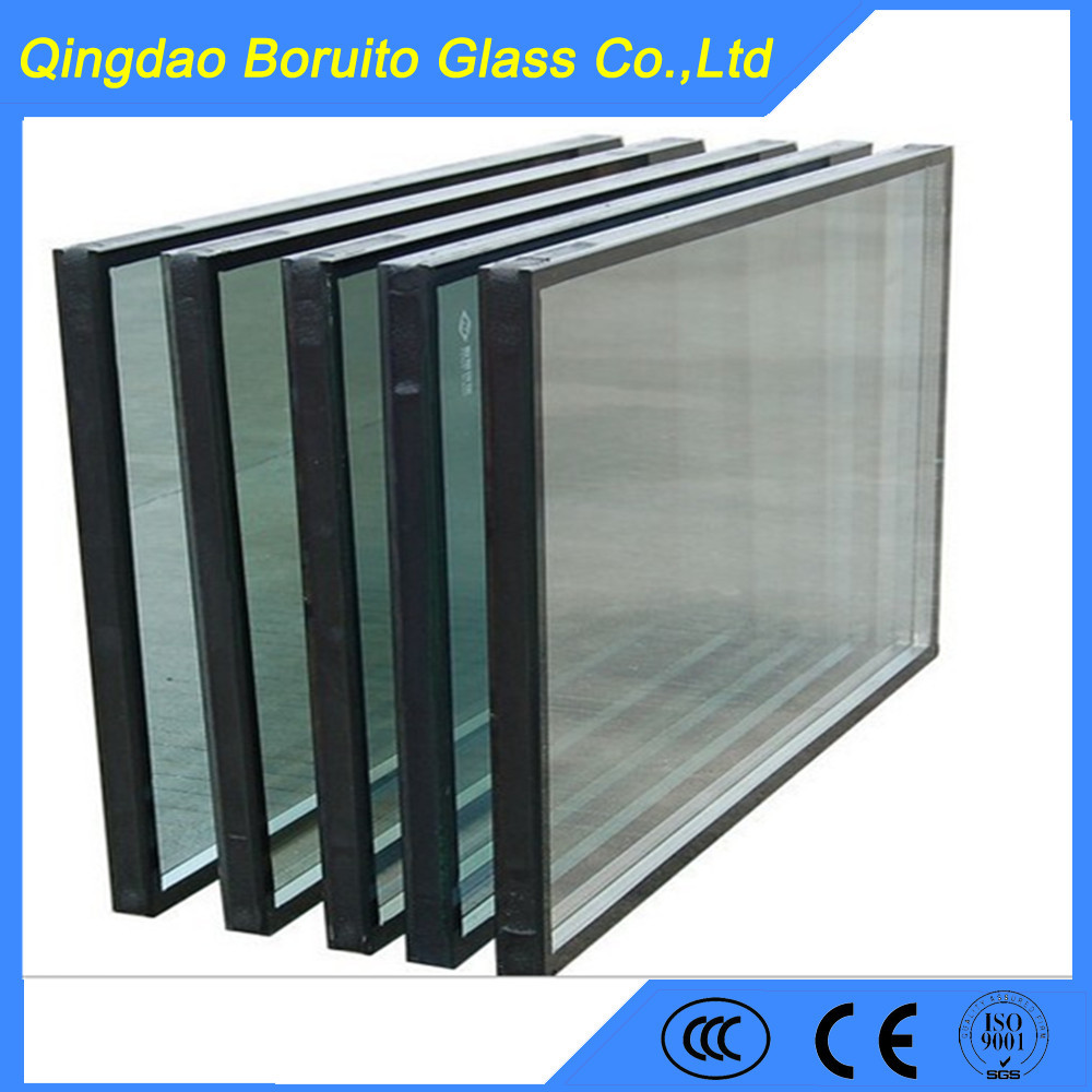 High Quality Insulated Glass Panels Double Glazing Glass