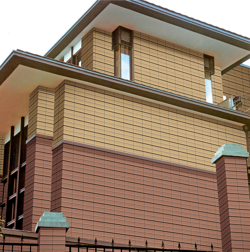 Top quality outside wall tiles price balcony wall design for House outer wall design