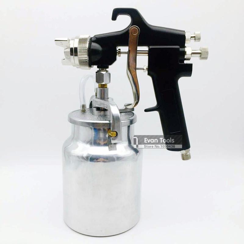 Buy Spray Gun 2 0mm High Pressure Paint Spray Gun 1000ml Spray