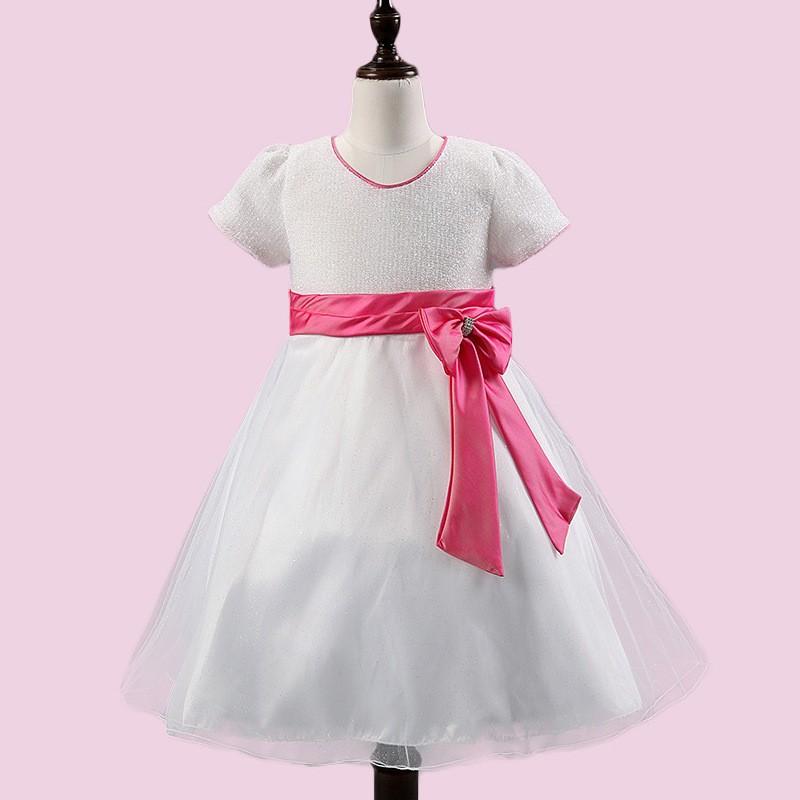 Venta al por mayor vestidos de 7 años-Compre online los mejores ...