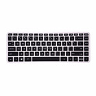 For Laptop HP Keyboard Cover, Black Silicone Keyboard Cover for HP 14 inch