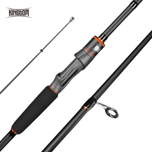 REINO UNIDO Modelo 17019 <span class=keywords><strong>Spinning</strong></span> Rods 2.4 m 2 Seções <span class=keywords><strong>de</strong></span> Carbono <span class=keywords><strong>Vara</strong></span> <span class=keywords><strong>de</strong></span> Pesca Varas <span class=keywords><strong>de</strong></span> Pesca Pólo M Poder
