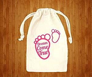 Baby shower favor bags-best selling items-baby shower favors-Dream come true-baby shower favors boy-baby shower favors girl-baby shower for girl-favor bags