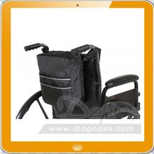Simple accessory pack Wheelchair Bag for Mobility device scooters