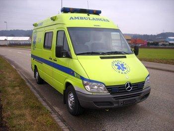 Mercedes Benz Sprinter Ambulance - Buy Ambulance Product on Alibaba com