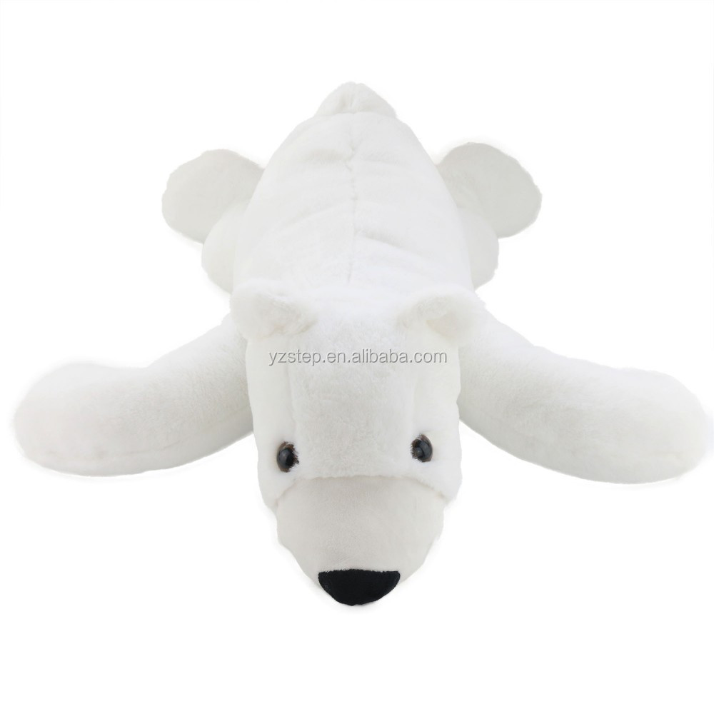 75cm Large White Stuffed Animal Plush Polar Bear Buy Plush Polar