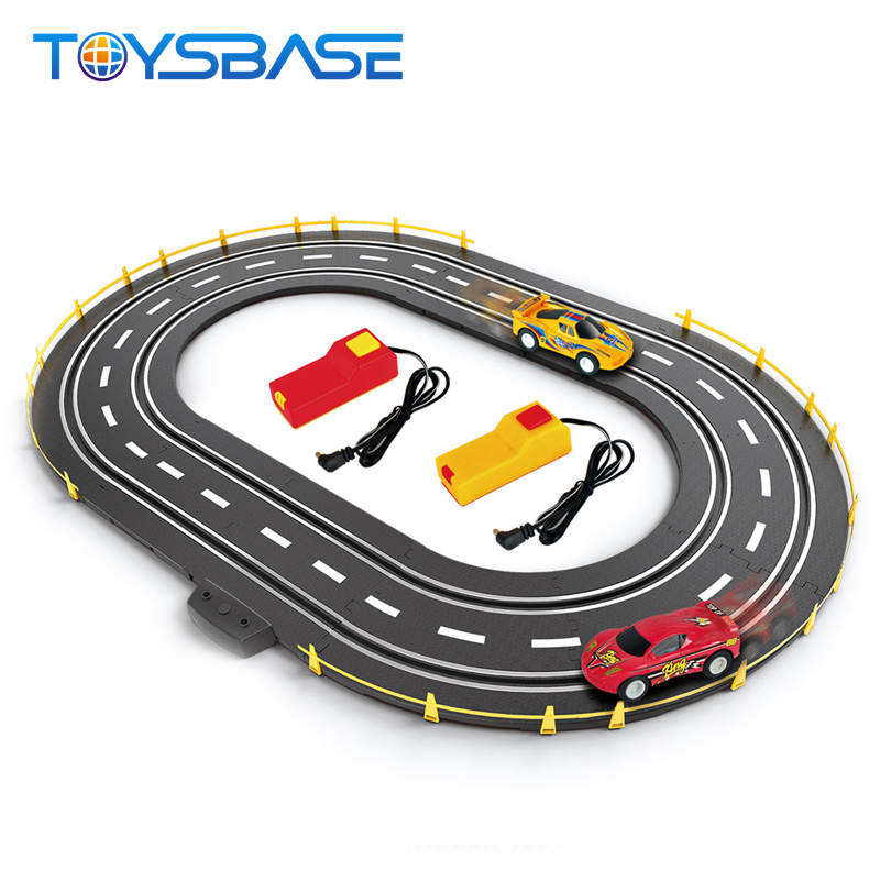 Toy Car Track 2018 Kids Electric Race Rubber Stunt Product On Alibaba