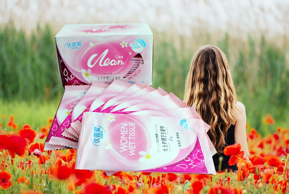 Wet Wipes For Women Care Privacy Care