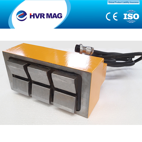 Angle steel plate handling lifting magnet electro permanent lifting magnet