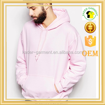 a489382f8 Customized Mens Fancy Pink Hoodies Sweatshirts