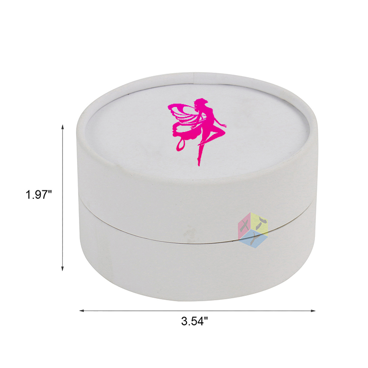 packaging design simple white cheap hat boxes