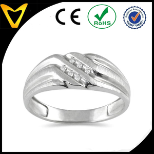Wholesale Mens Womens Big Stone Setting Stainless Steel Ring, 316l stainless steel Indonesia Hot Sell Mens Large Stone Rings Set