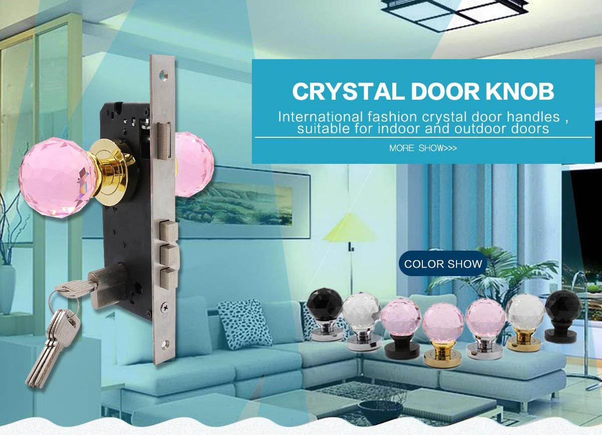 Zhuhai Yijia Crystal Co., Ltd. - Crystal Handle