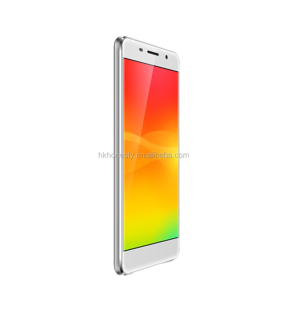 China OEM Smartphone 4g LTE 5.0 Inch MTK6737 Quad Core and Fingerprint ID K7 Honesty