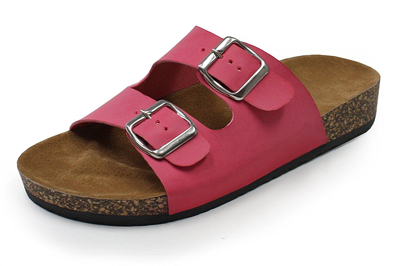 f253852512db2 Get Quotations · H2K Slide Sandals for Women