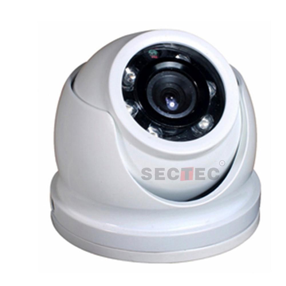 Dome Cctv Hd Tvi Night Vision Hidden Camera Light Bulb 1.3mp Dot ...