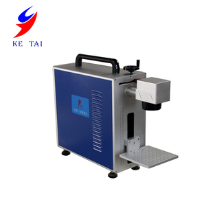 10w / 20W Accessories/Parts/Name Card/zipper fiber laser marking machine