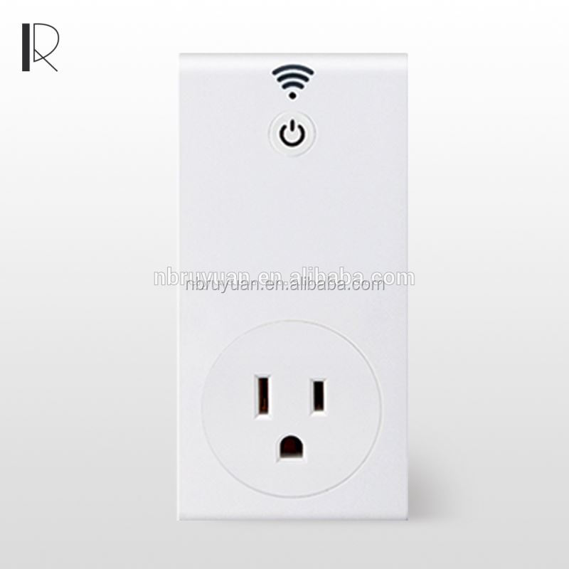 1103339 APP remote control timing funtion universal wireless wall socket outlets