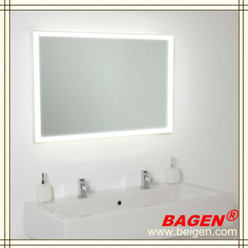5 Star Hotel Room Furniture Modern Bathroom Light Mirror,16years ...