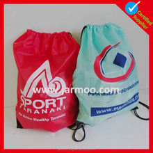 Sports team Printed cute animal graphic printing string bag
