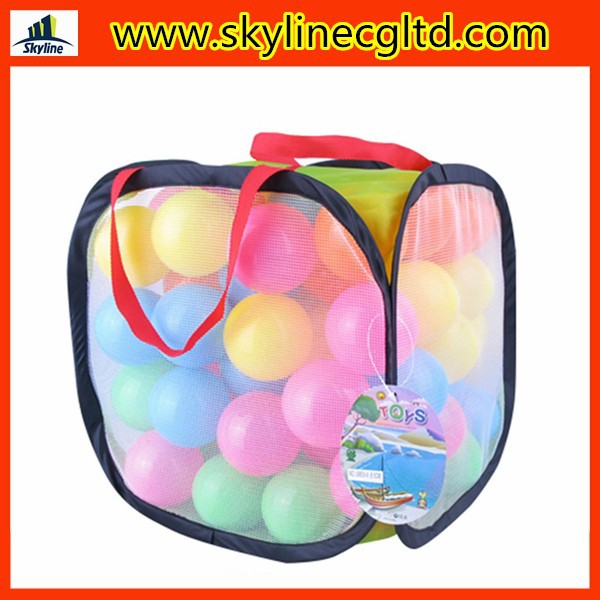 Alibaba hot selling plastic wholesale bulk ball pit balls