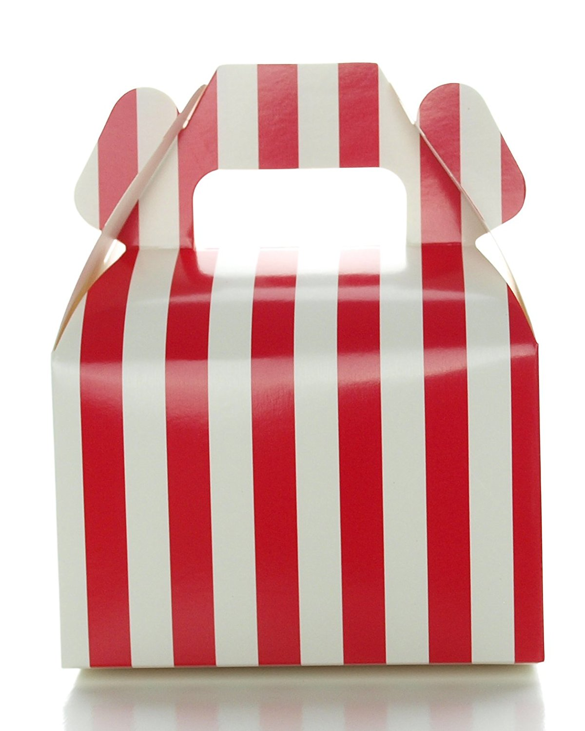 Buy Wedding Favor Boxes, Red Christmas Holiday Candy & Gift Boxes ...