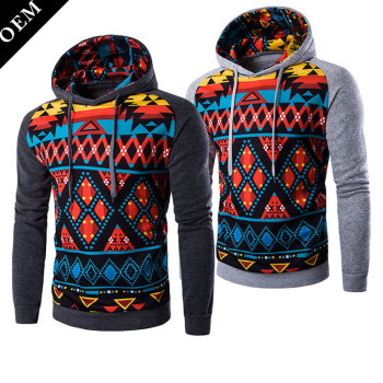 Hot sale sublimated printing hoodies and sweatsuit
